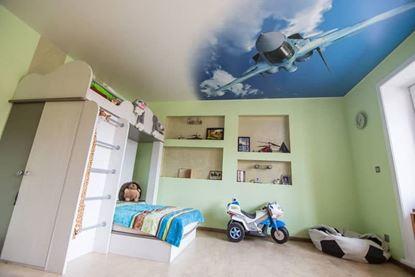 تصویر دکوراسیون اتاق خواب کودک