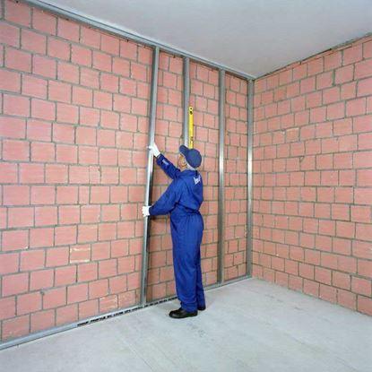 تصویر دیوارهای پوششی کناف
