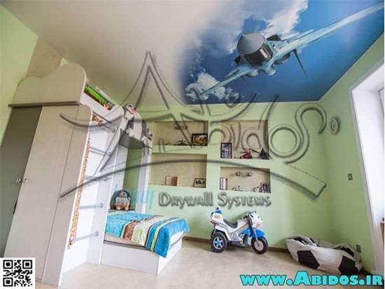 تصویر اتاق خواب کودک